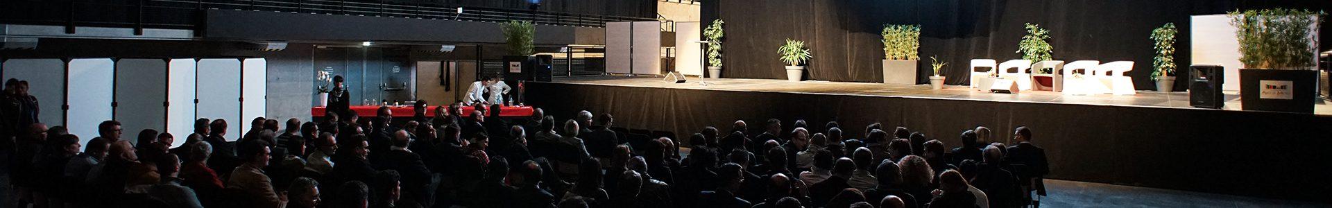 Organisation de séminaires Organisation de conventions