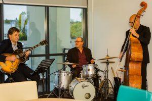Trio de jazz événementiel